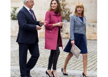 Queen Letizia's royal activities
