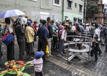 Hunger in Venezuela