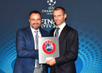 Real Madrid v Liverpool - UEFA Champions League Final - Official Dinner