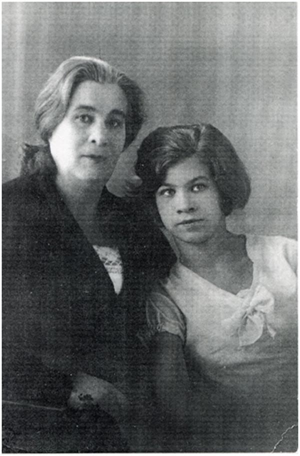Праведницы Анна (слева) и Надежда Черновы