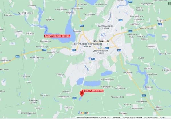карта_водохр