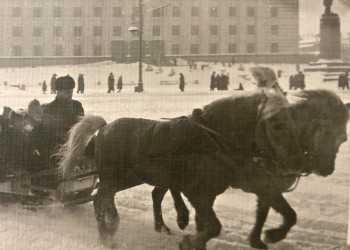 1963-64 год. Днепропетровск.Архив Лилии Барановской