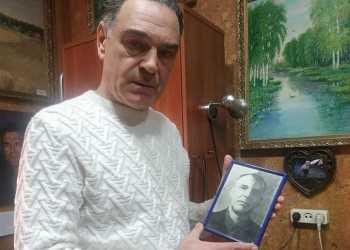 Образ батька завжди живий у серці Михайла Мельника