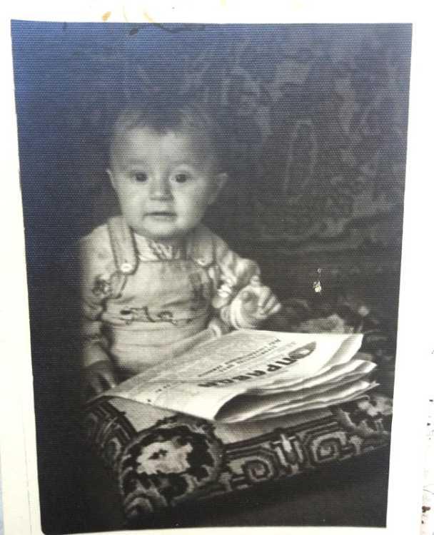 """В детстве Виталию привелось нос к носу столкнуться с """"темной сущностью"""""""