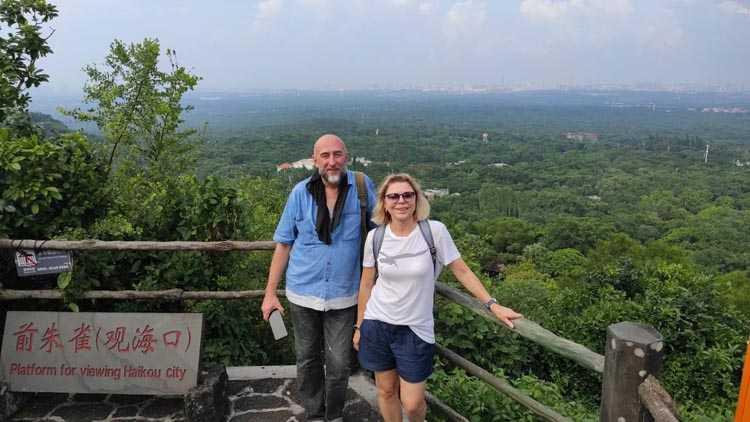 Владислав Шмидт и Ирина Найдёнова