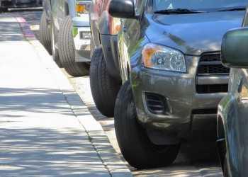 паркованные машины
