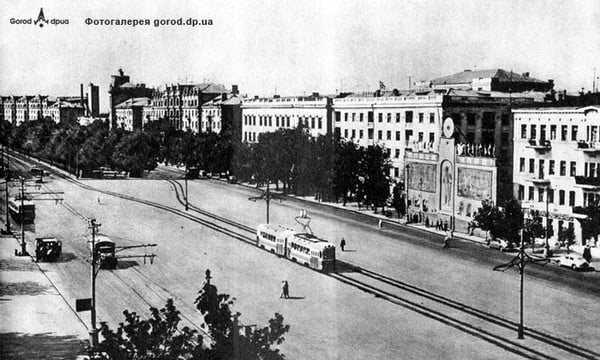 Историки рассказали о 5 крупнейших пожарах на центральном проспекте Днепра. Афиша Днепра