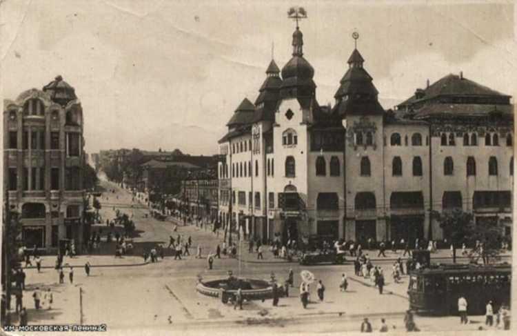 С множеством камерных театров: бульвару Короленко вернут исторический облик. Афиша Днепра