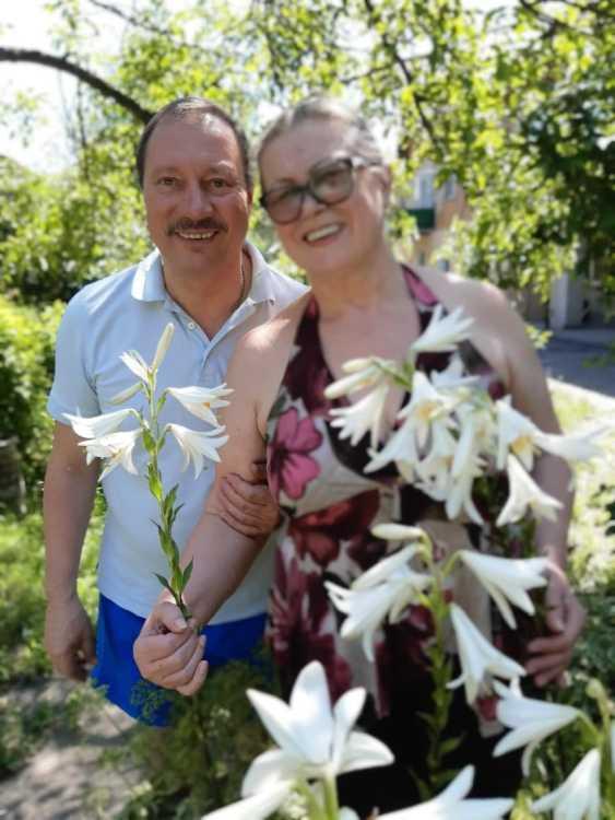 Владимир и Людмила Радун много лет неразлучны в горе и в радости