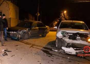 Авария такси Выборгская1