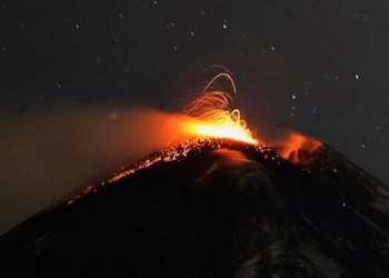 сент винсент вулкан
