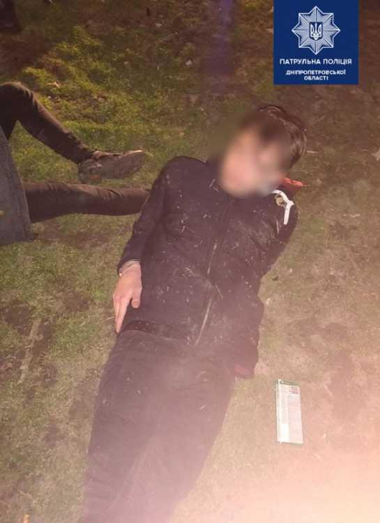 Шел на таран: по ночному Днепру полиция гонялась за пьяными студентами. Афиша Днепра