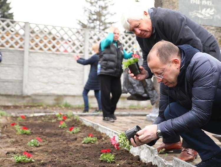 цветы в новомосковске