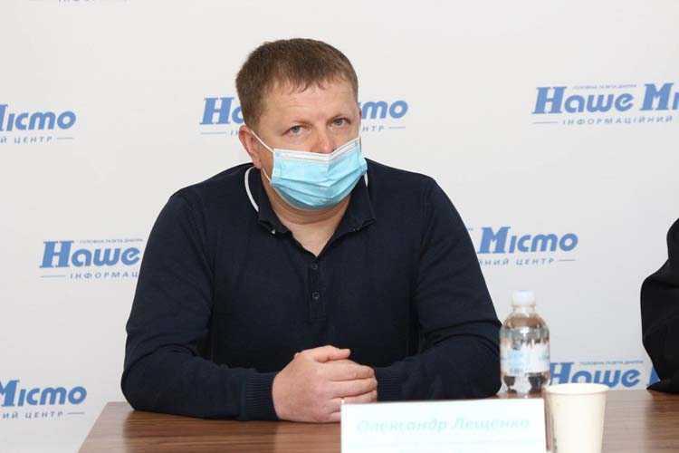 Олександр Лещенко