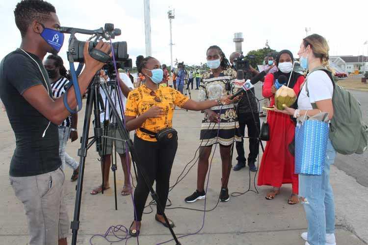 В Кении украинские туристы пользуются популярностью