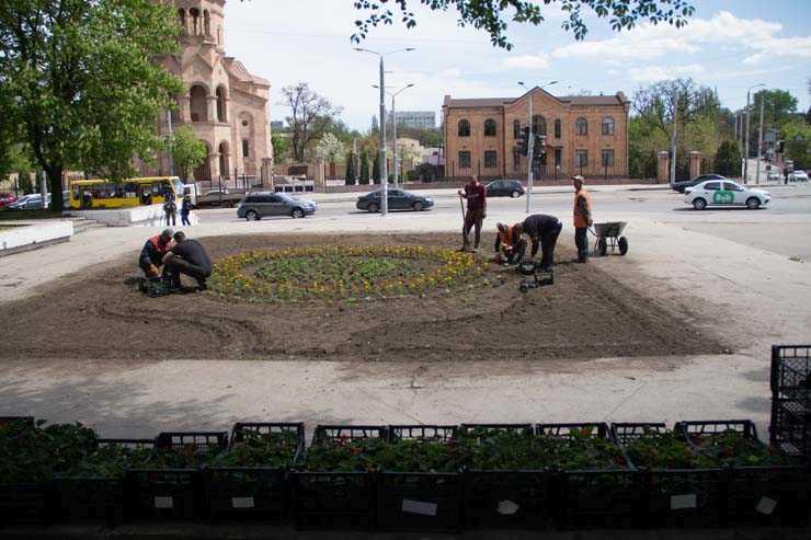 Відновлення паркових квітників (21)