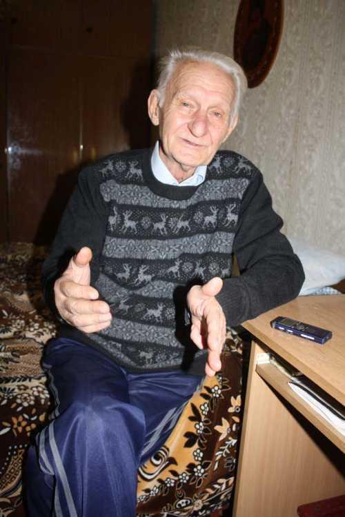 Василий Павлович был отличным рассказчиком