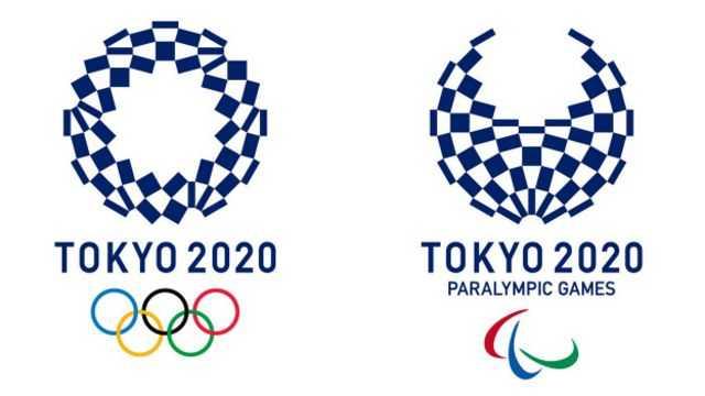 эмблема олимпиады токио