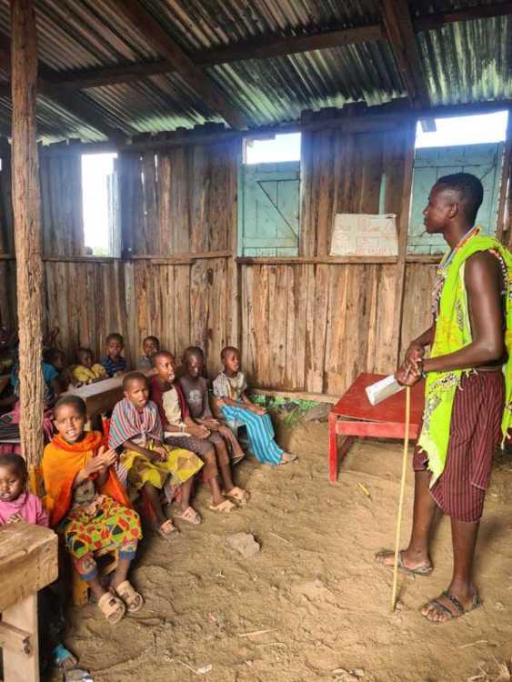 занятия в школе в масаев