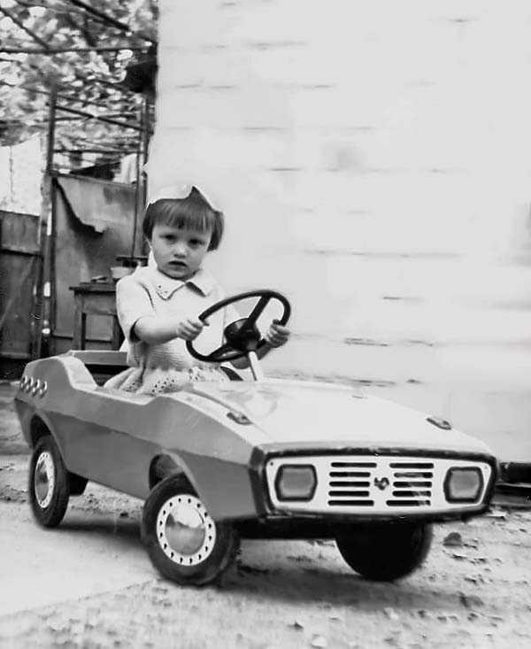 1984 год. Десткие машины подорожали до 30 рублей