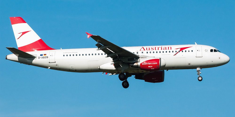 Austrian-A320