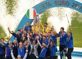 Италия чемпион