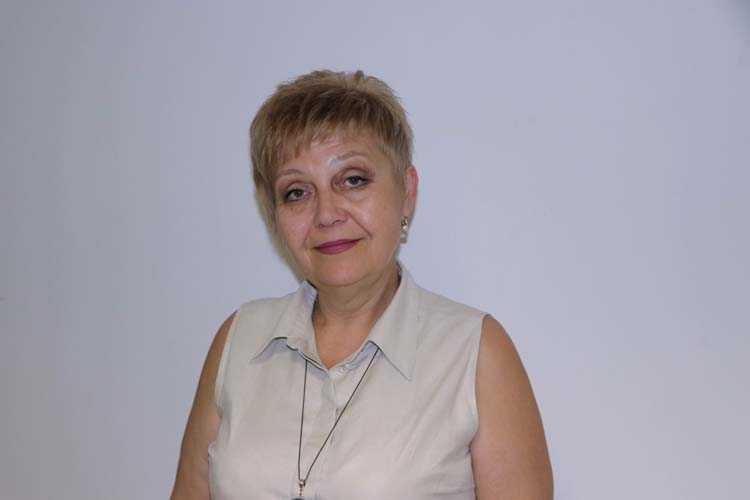 Людмила Кудряшова