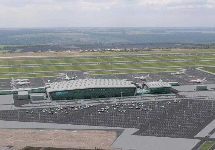 аэропорт ДН