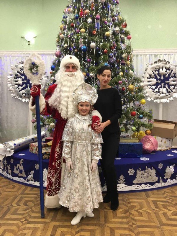 Михаил Солонский был настоящим Дедом Морозом