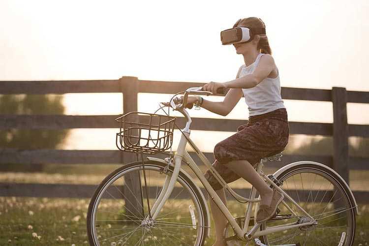 augmented-reality-bicycle-bike-child
