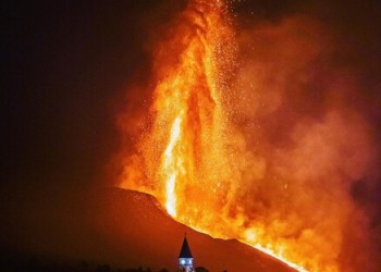 вулкан Ла-Пальма